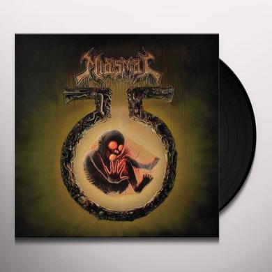 Miasmal CURSED REDEEMER Vinyl Record