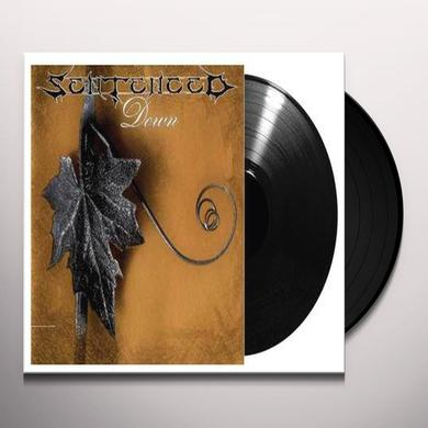 Sentenced DOWN Vinyl Record