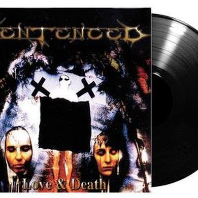 Sentenced LOVE & DEATH Vinyl Record
