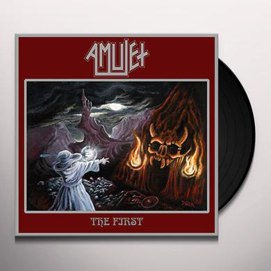 Amulet FIRST Vinyl Record