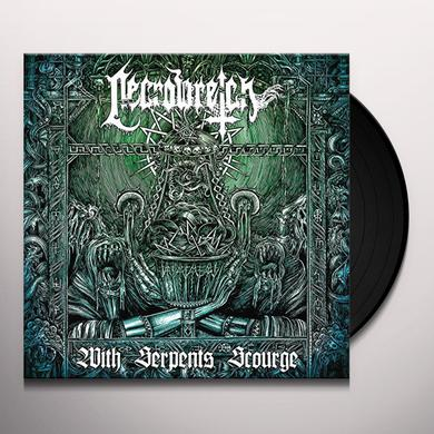 Necrowretch WITH SERPENTS SCOURGE Vinyl Record