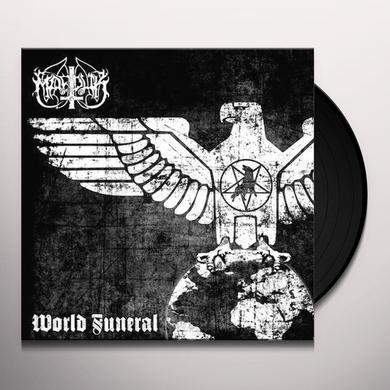 Marduk WORLD FUNERAL Vinyl Record