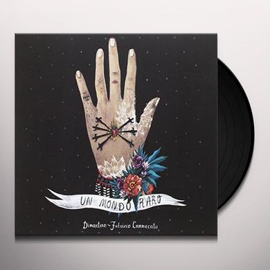 Antonio Dimartino / Fabrizio Cammarata UN MONDO RARO Vinyl Record