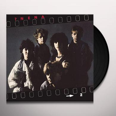 Nena FRAGEZEICHEN Vinyl Record