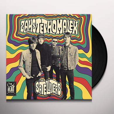 Satelliters ZAHSTETHOMALEX Vinyl Record