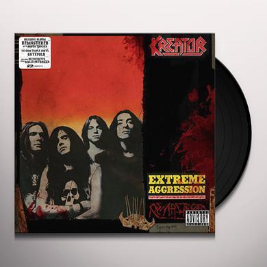 Kreator EXTREME AGRESSION Vinyl Record