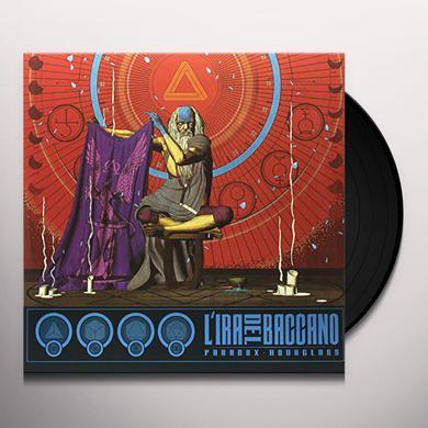 L'IRA DEL BACCANO PARADOX HOURGLASS (RED VINYL) Vinyl Record