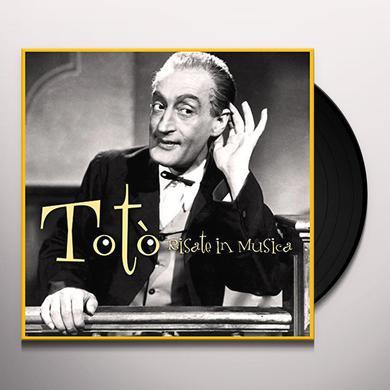 Armando Trovajoli TOTO: RISATE IN MUSICA / O.S.T. Vinyl Record