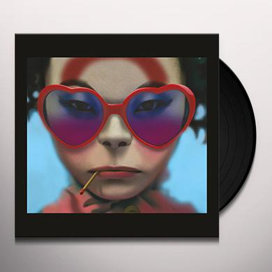 Gorillaz HUMANZ: SUPER DELUXE EDITION Vinyl Record
