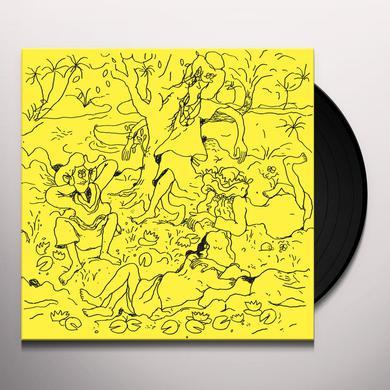 Sascha Funke LOTOS LAND Vinyl Record