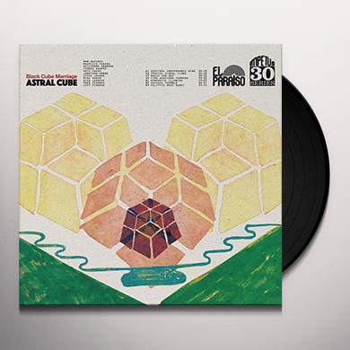 Black Cube Marriage ASTRAL CUBE Vinyl Record