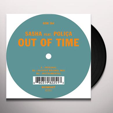 Sasha OUT OF TIME Vinyl Record
