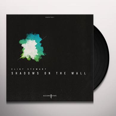 Clint Stewart SHADOWS ON THE WALL Vinyl Record