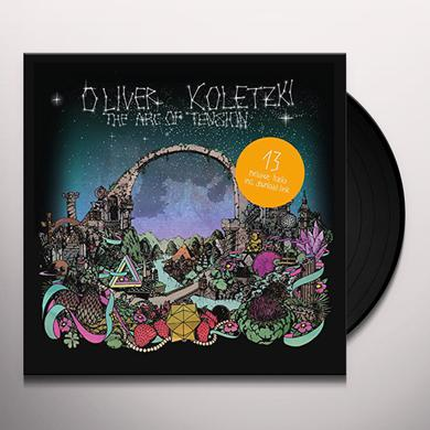 Oliver Koletzki ARC OF TENSION Vinyl Record