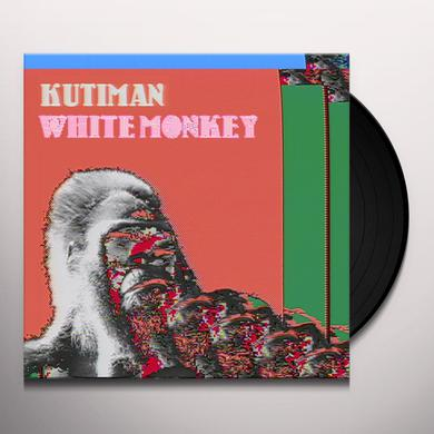 Kutiman WHITE MONKEY Vinyl Record
