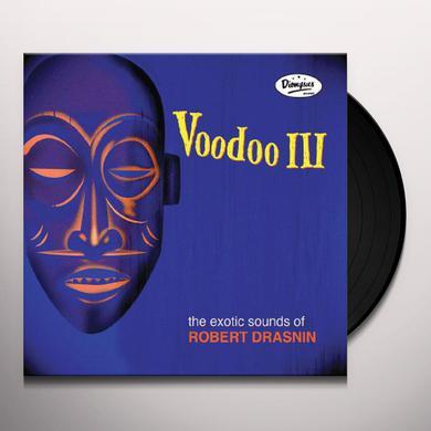 Robert Drasnin VOODOO III Vinyl Record
