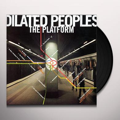 Dilated Peoples PLATFORM Vinyl Record