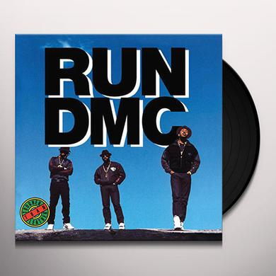 Run-Dmc TOUGHER THAT LEATHER Vinyl Record