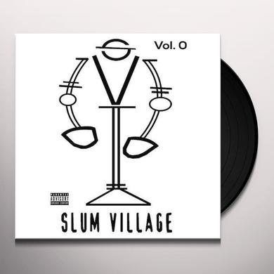 SLUM VILLAGE VOL. 0 Vinyl Record