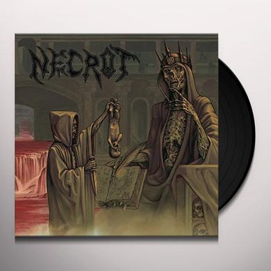 NECROT BLOOD OFFERINGS Vinyl Record