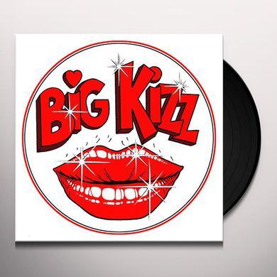 Big Kizz EYE ON YOU Vinyl Record