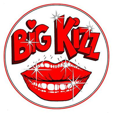 Big Kizz EYE ON YOU Vinyl Record