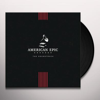 AMERICAN EPIC: THE SOUNDTRACK / VARIOUS Vinyl Record
