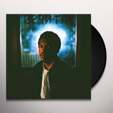 Benjamin Booker WITNESS Vinyl Record