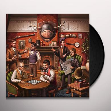 Smokey Bastard BACK TO THE DRAWING ROOM Vinyl Record
