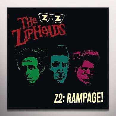 ZIPHEADS Z2:RAMPAGE Vinyl Record