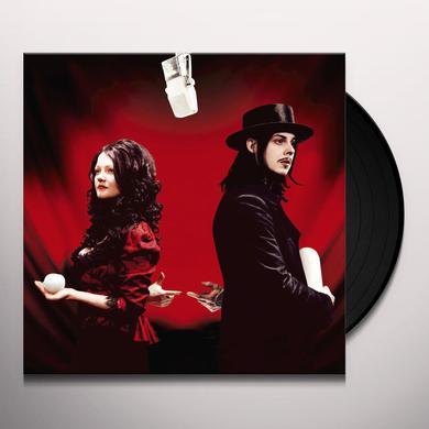 White Stripes GET BEHIND ME SATAN Vinyl Record