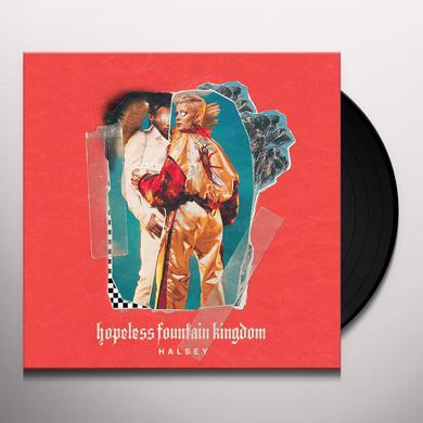 Halsey HOPELESS FOUNTAIN KINGDOM Vinyl Record