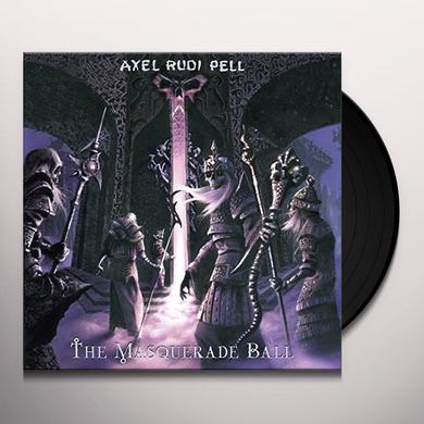 AXEL RUDI PELL MASQUERADE BALL Vinyl Record