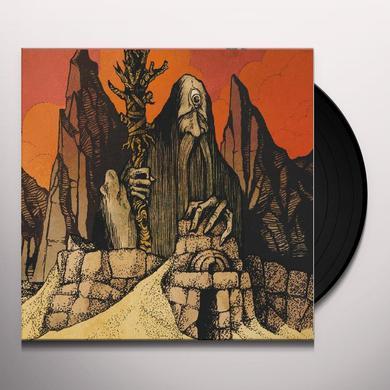 Gnod LIVE AT ROADBURN 2012 Vinyl Record