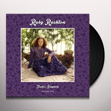Ruby Rushton TRUDI'S SONGBOOK: VOLUME 1 Vinyl Record