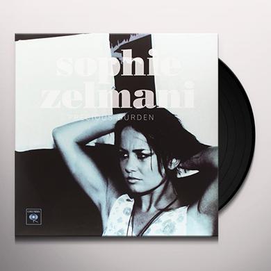 Sophie Zelmani PRECIOUS BURDEN Vinyl Record