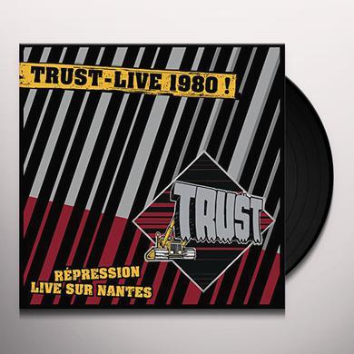 Trust REPRESSION LIVE SUR NANTES Vinyl Record