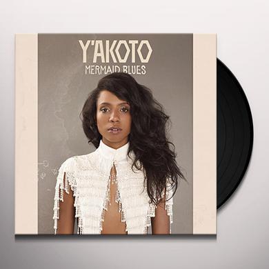 Y'Akoto MERMAID BLUES Vinyl Record