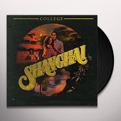 College SHANGHAI Vinyl Record