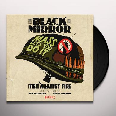 Ben Salisbury / Geoff Barrow BLACK MIRROR: MEN AGAINST FIRE / O.S.T. Vinyl Record