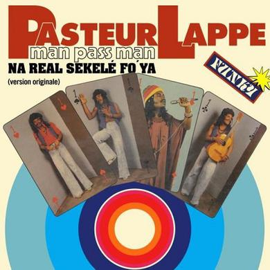 PASTEUR LAPPE NA MAN PASS MAN Vinyl Record