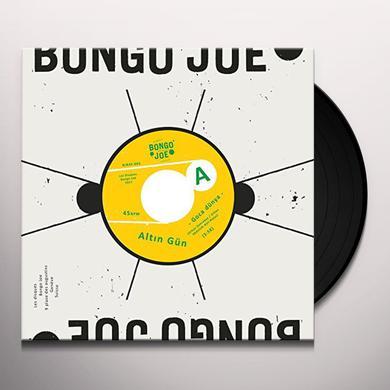 Altin Gun GOCA DUNYA / KIRSEHIR'IN GULLERI Vinyl Record