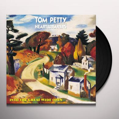 Tom Petty and the Heartbreakers INTO THE GREAT WIDE OPEN Vinyl Record