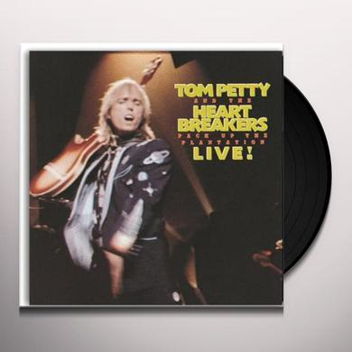 Tom Petty and the Heartbreakers PACK UP THE PLANTATION - LIVE Vinyl Record