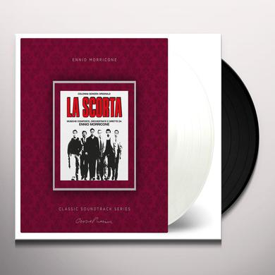 Ennio Morricone LA SCORTA / O.S.T. Vinyl Record