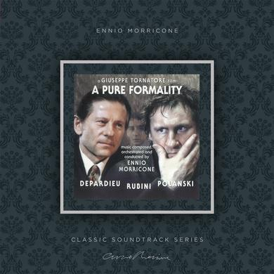 Ennio Morricone A PURE FORMALITY / O.S.T. Vinyl Record