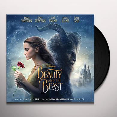 BEAUTY & THE BEAST: THE SONGS / VARIOUS Vinyl Record