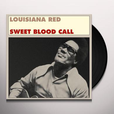 Louisiana Red SWEET BLOOD CALL Vinyl Record