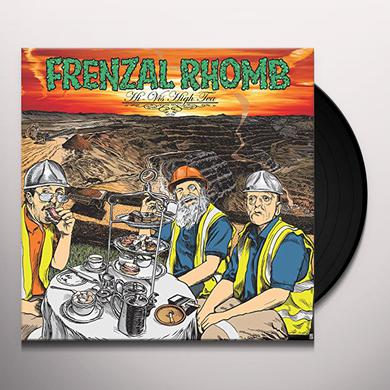 Frenzal Rhomb HI VIS HIGH TEA Vinyl Record