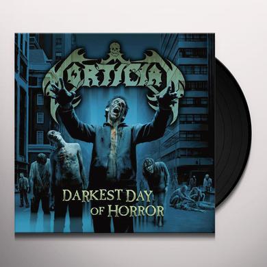Mortician DARKEST DAY OF HORROR Vinyl Record